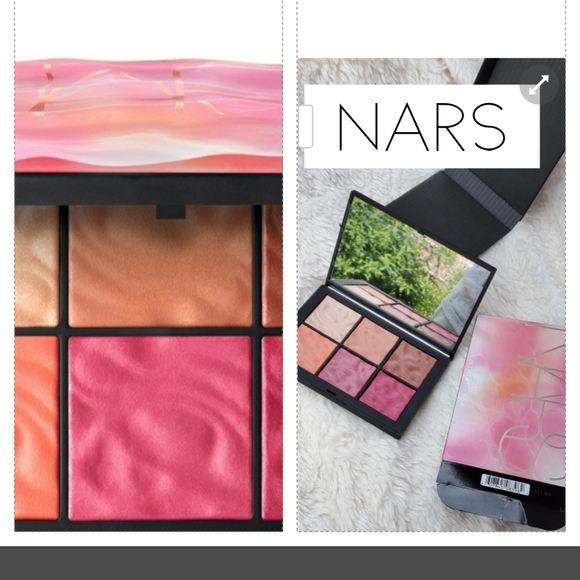 NARS Other - Nars Exposed Cheek Palette NEW